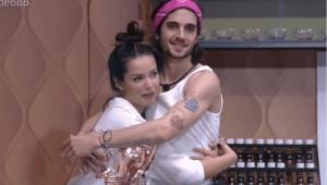 'BBB 21': Cleo comenta investidas de Juliette em Fiuk e defende o irmão