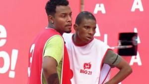 'BBB 21': Lucas Penteado e Nego Di vencem primeira prova de resistência