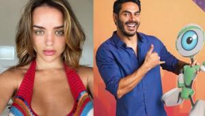 Rafa Kalimann diz que está feliz em ver o ex-marido no 'BBB 21': 'Vibrando muito'