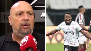 'Estamos vendo um Corinthians completamente diferente com o Mancini', elogia Nilson César
