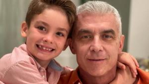 Com câncer, marido de Ana Hickmann diz que filho é uma das razões para ele querer viver