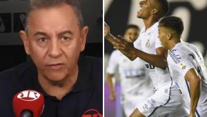 Flavio Prado causa polêmica ao dizer que 'lamenta' classificação do Santos na Libertadores
