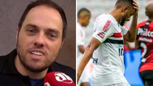 'Se o São Paulo perder esse título, vai ser vergonhoso', dispara Spimpolo