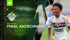 É LÍDER CONTRA VICE-LÍDER! São Paulo e Inter fazem JOGÃO no Morumbi! | CAMISA 10 -20/01/21