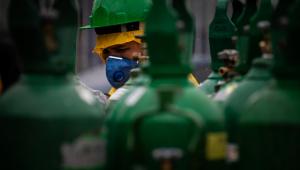 Embaixada da China confirma doação de cilindros e oxigênio para Manaus