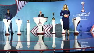 Mundial: Sorteio da Fifa define possíveis adversários de campeão da Libertadores