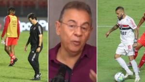 Flavio Prado revela bastidores do São Paulo e polemiza sobre liderança de Daniel Alves