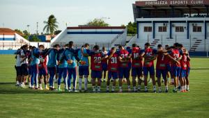 Dez atletas do Fortaleza testam positivo para Covid-19 após réveillon