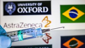 Doses da vacina de Oxford começarão a ser distribuídas às 16h deste sábado