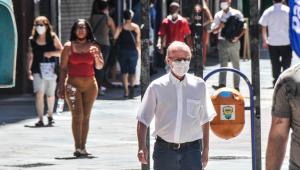 Brasil se aproxima de 210 mil mortes por Covid-19