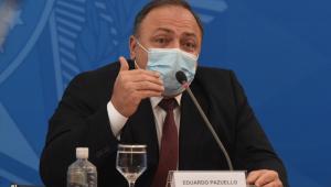 Pazuello critica Doria por vacinar primeiro brasileiro em SP: 'Não faremos uma jogada de marketing'