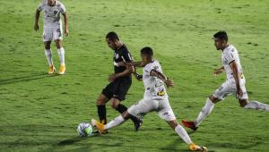 Na primeira rodada do ano, Atlético-MG empata em 2 a 2 com o Bragantino