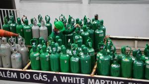 Anvisa autoriza produção de oxigênio com menor pureza em Manaus