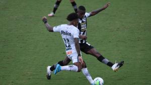 Em jogo difícil, Santos mantém embalo e vence Botafogo