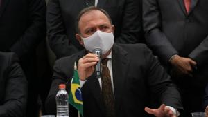Pazuello prevê uma 'avalanche' de propostas de vacinas entre janeiro e fevereiro