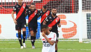 Atlético-GO se manifesta contra a paralisação do futebol: 'Não há local mais seguro'
