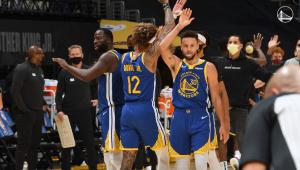 NBA: LeBron erra no fim e Lakers perdem para os Warriors por 115 a 113