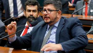 'Eu sou o candidato para salvar o povo brasileiro', diz deputado Fábio Ramalho