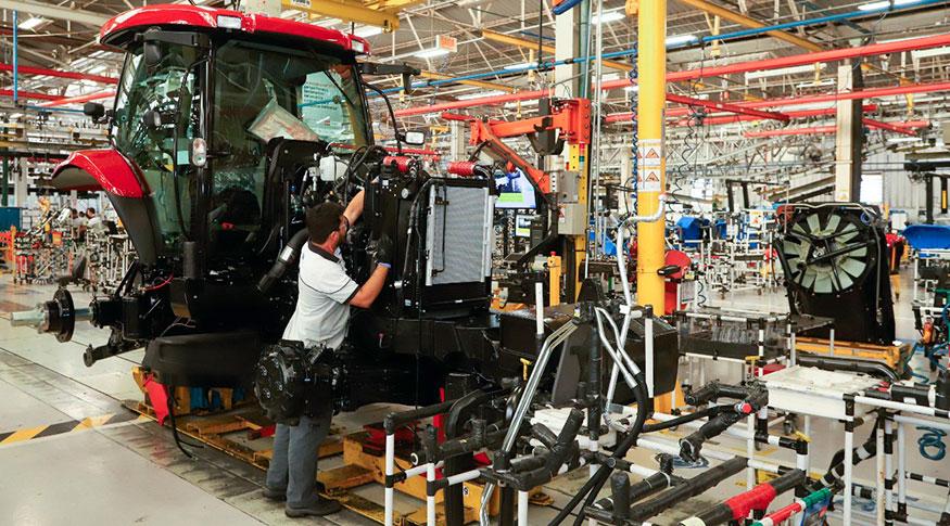 Levantamento da CNI mostra que produtividade está em ritmo lento desde crise dos anos 2015 e 2016