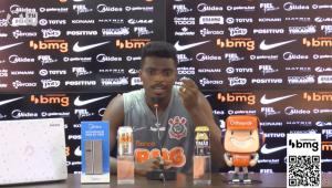 Jemerson afirma que Corinthians já superou goleada: 'Não vamos cometer os mesmos erros'