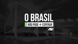 Campanha da Jovem Pan a favor das reformas: O Brasil Não Pode Mais Esperar