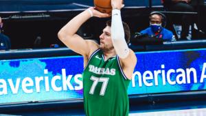 Contra os Bulls, Luka Doncic tem atuação de gala e supera Michael Jordan na NBA