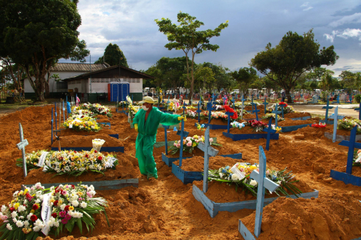 Em novo recorde, São Paulo registra 1.021 mortes por Covid-19 em 24 horas