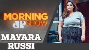 MAYARA RUSSI - MORNING SHOW - 14/01/21