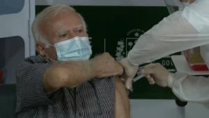 Rio de Janeiro e outros estados começam vacinação contra Covid-19