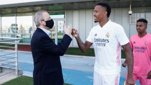 Éder Militão pode ser emprestado pelo Real Madrid; Tottenham está interessado