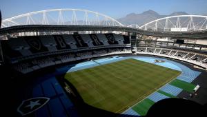 Botafogo coloca o estádio Nilton Santos à disposição como ponto de vacinação contra Covid-19