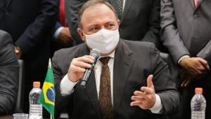 Pazuello: compra da vacina da Pfizer no Brasil dependerá da discussão de flexibilizações de leis