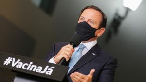 Governo Doria coloca São Paulo na fase vermelha a partir deste sábado
