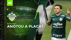 Palmeiras HUMILHA Corinthians e ainda SONHA com o título brasileiro! | CAMISA 10 - 19/01/21