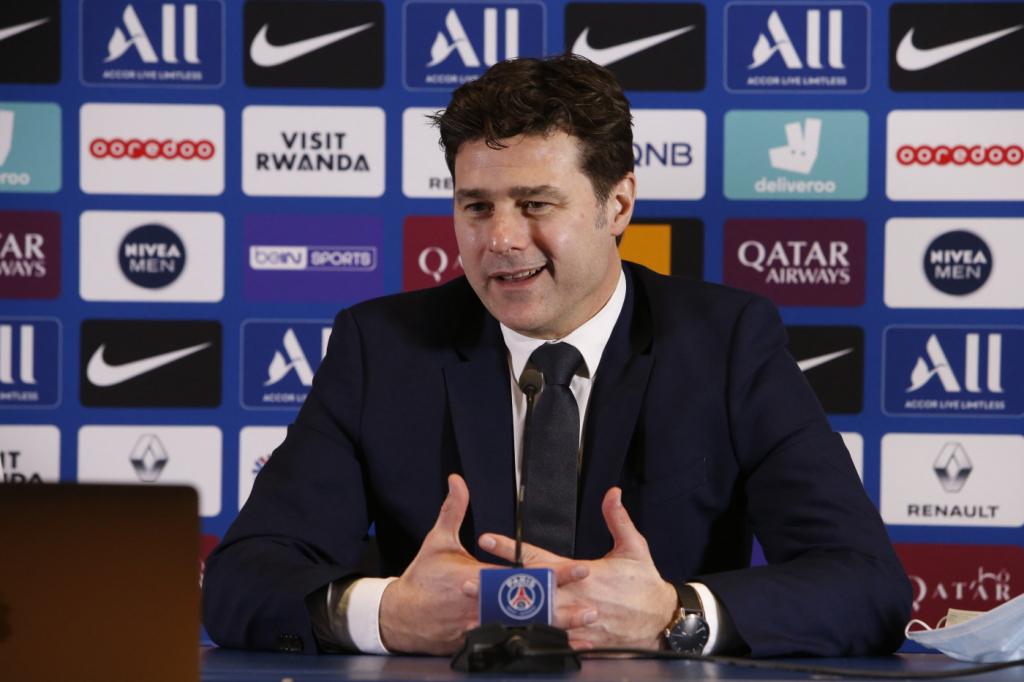 Mauricio Pochettino, treinador do PSG, testa positivo para a Covid-19 – Jovem Pan