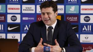 Mauricio Pochettino, treinador do PSG, testa positivo para a Covid-19