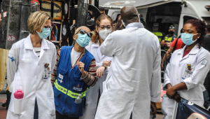 Secretários de Saúde dizem que Brasil vive 'pior momento' e pedem aumento nas restrições