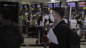Governo britânico identifica 6ª pessoa contaminada com variante brasileira da Covid-19