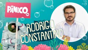 RODRIGO CONSTANTINO - PÂNICO - AO VIVO - 28/01/21