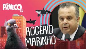 ROGÉRIO MARINHO - PÂNICO - AO VIVO - 27/01/21
