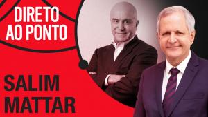 Ao vivo: Salim Mattar é o entrevistado do 'Direto ao Ponto' desta segunda-feira