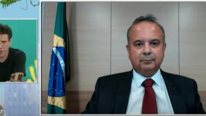 Marinho rebate Samy: 'Brasil é um transatlântico, não uma Ferrari para sair dando cavalo de pau'