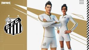 Futebol no Fortnite: Santos e Bahia são únicos brasileiros escolhidos para game; veja lista