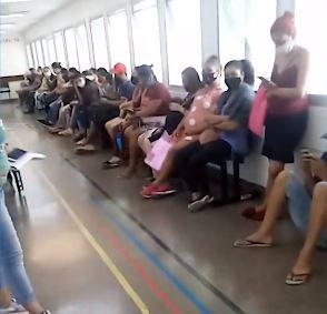 Pacientes denunciam aglomeração em hospital municipal de São Paulo – Jovem Pan