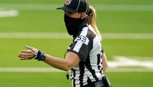Super Bowl LV terá mulher na equipe de arbitragem pela primeira vez na história