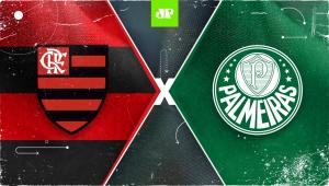 Flamengo x Palmeiras: assista à transmissão da Jovem Pan ao vivo