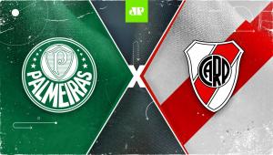 Palmeiras x River Plate: assista à transmissão da Jovem Pan ao vivo