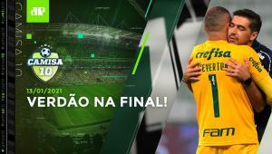 UFA! Palmeiras SOFRE, mas ELIMINA River e está na FINAL da Libertadores! | CAMISA 10 -13/01/2021