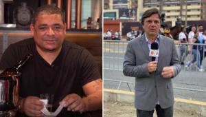 Vampeta abre o jogo e opina sobre saída de Mauro Cezar Pereira da ESPN; confira
