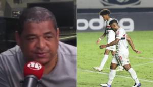 Pipocou? Vampeta analisa queda de desempenho do São Paulo no final do Brasileiro
